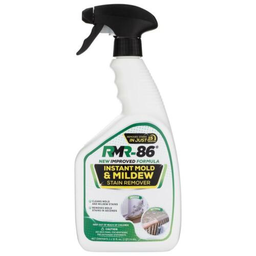 RMR-86 Instant Mold and Mildew Stain Remover Spray - Scrub Free Formula