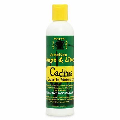 Jamaican Mango & Lime Cactus Leave In Moisturizer 8oz