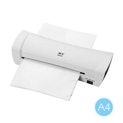 A4 Thermal Hot Cold Photo Paper Laminator Machine Laminating Quick Warm-up U6j6