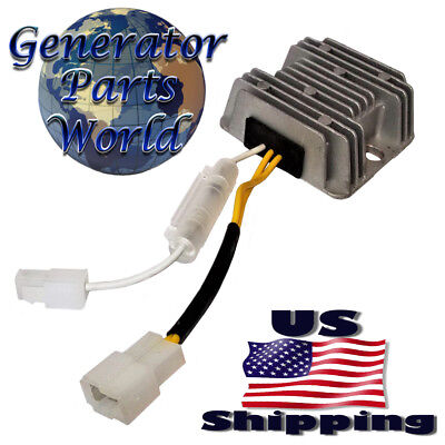 12v Voltage Regulator Rectifier For 12 Volt Dc Hjwyq-5ba Ofw-12v Lh-12 Generator