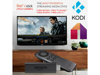 AMAZON FIRE STICK Fully Loaded KODI v16.1 and Mobdro Live Sport, Movies, TV shows and Much More
