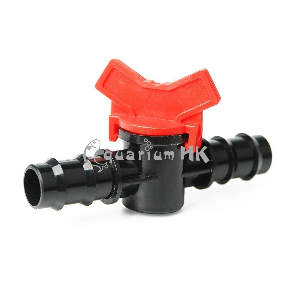 Water Flow Controller ~ Aquarium water flow rate controller valve connector switch