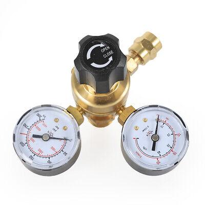 Cga580 Mig Tig Flow Meter Regulator Rico Co2 Welding Regulator Gauge Gas Welder