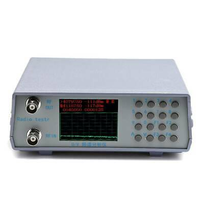 136-173mhz400-470mhz Uv Uhf Vhf Dual Band Spectrum Analyzer Wtracking Source