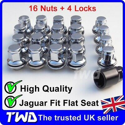 Alloy Wheel Nuts 12x1.5 Bolts Tapered for Mazda 5 Mk1 16 05-10