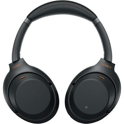 ORIGINAL Sony WH-1000XM3 Wireless Noise Cancelling Headphones Auriculares- Negro
