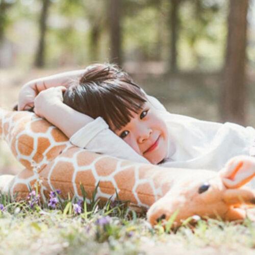 60CM Plush Giraffe Doll Giant Large Stuffed Animals Soft kids Toy Xmas Gift A