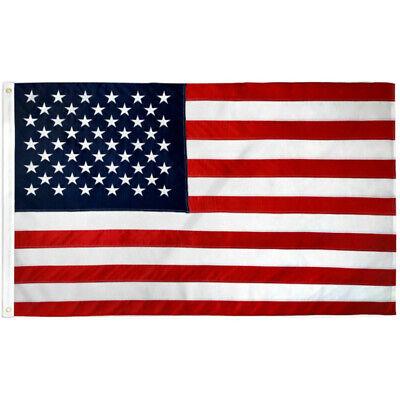 USA US U.S. American Embroidered Flag 3