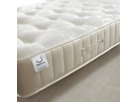 'Happy Beds' Ortho Royale small double mattress (Queen Size 120 x 190cm)