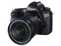 Canon EOS 6D DSLR Camera with 24-105mm STM Lens TK