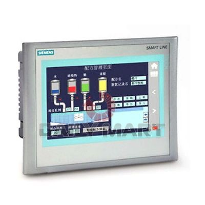 Siemens 6av6648-0bc11-3ax0 6av6 648-0bc11-3ax0 Simatic Hmi Smart 700 Ie New