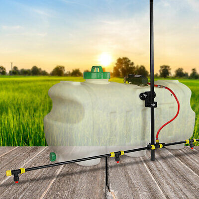 Boom Sprayer Attaches To Tank Weed De-icing Fertlizer Farm Home Garden Many Uses