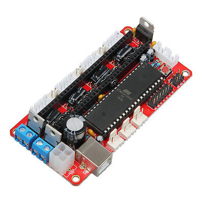 New Maker3d Printer Controller Shield Board Module For Ramps 1.4 Reprap Prusa