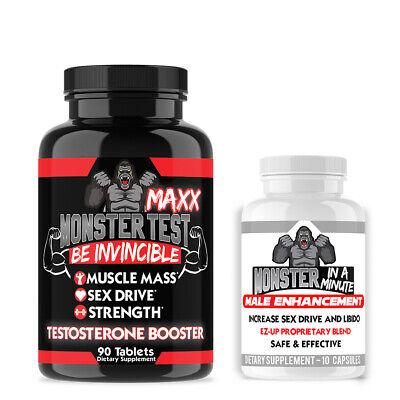 Prostate Support United Libido Boost 3b 180ct Saw Palmetto Vitamins E & B
