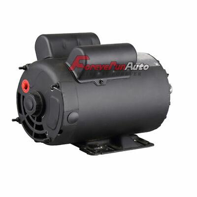 5 Hp Spl Air Compressor 3450 Rpm 60 Hz Electric Motor 208-230volts B385