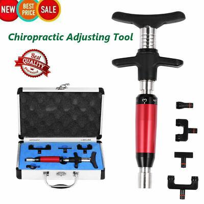 New Chiropractic Adjusting Tool Spine Activator Adjusting Massager Gun 6 Levels