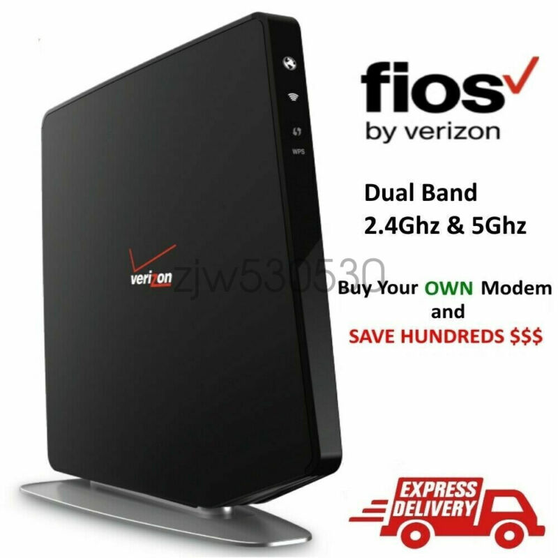 Verizon G1100 Dual Band Quantum AC1750 Wireless Wi-Fi Router Fios Firmware