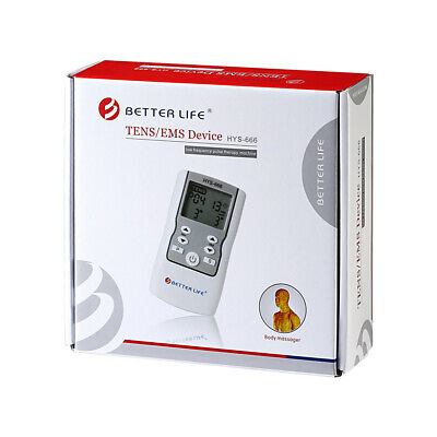 Better Life TENS EMS Device Pulse