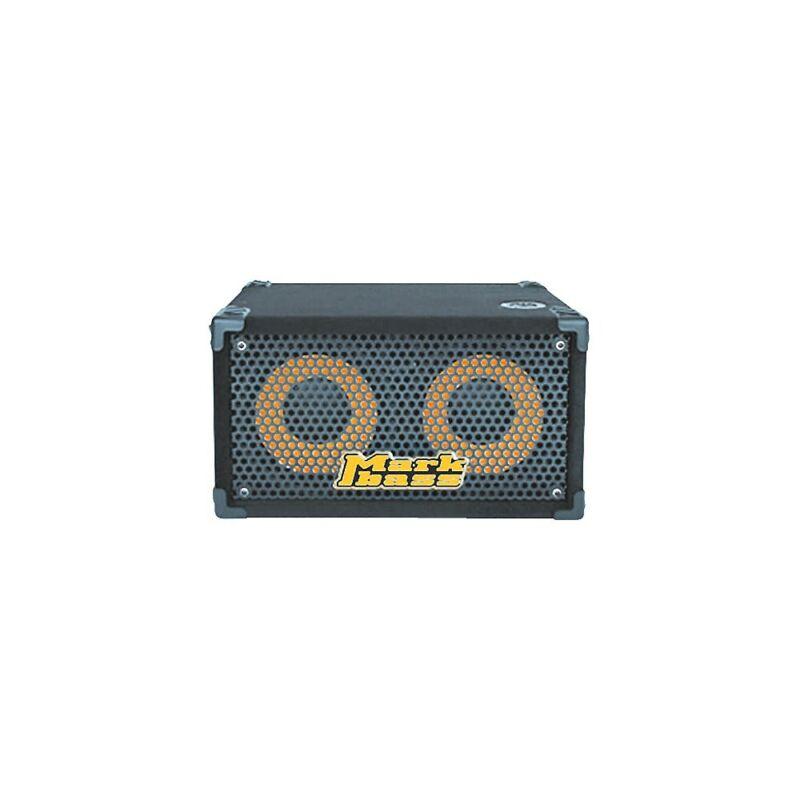 Markbass Traveler 102P Rear-Ported Compact 2x10 Bass Speaker Cabinet 4 Ohm