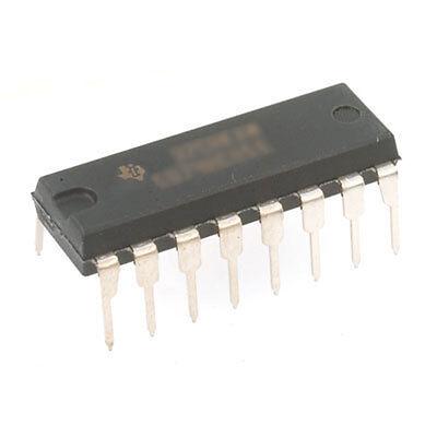 Texas Instruments Sn74hc595n Shift Register Single 8 Bit Serial To Serial 15 Pcs