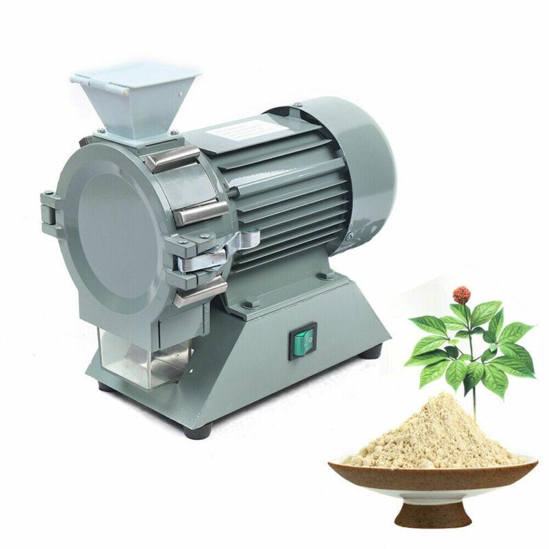 FZ102 Micro Plant Grinder Soil Crusher Pulverizer Grinding Machine 1400r/min US