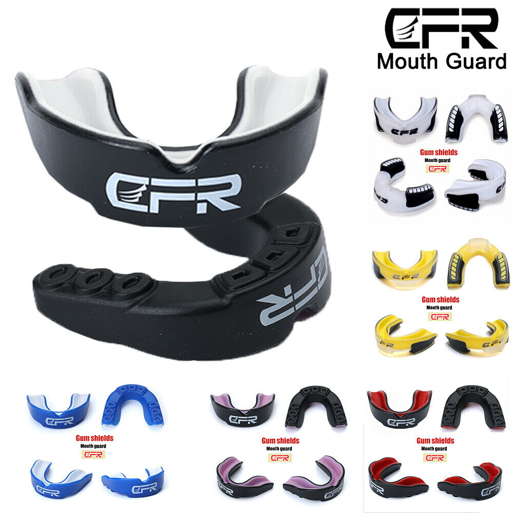 Mouth Guard Gum Shield Teeth Grinding Protection Boxing MMA