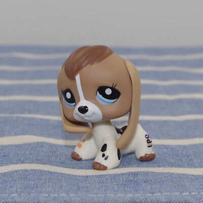 Shop For Kid (Littlest Pet Shop #2207 LPS Puppy Dog Doll Toy Gift For Kid Collection Toy)