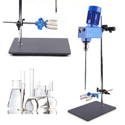 2000rpm 20l Electric Lab Stirrer Mixer Overhead For Liquid Stirring 110v Usa New
