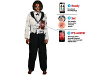 HALLOWEEN - Morph Costume by Morphsuits Beating Heart Zombie Male Costume (L) - NEW in Packaging