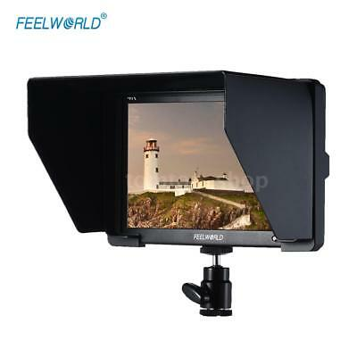 "FEELWORLD F7 7""inch 4K ULTRA HD IPS 1920X1200P HD On-Camera Field Video Monitor"