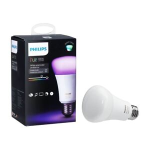 Philip Hue A19 Color Bulbs (Brand New Sealed)