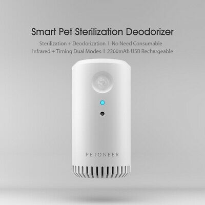 Petoneer Air Purifier Smart Odor Eliminator for Pet Smell Sterilizer Deodorizer