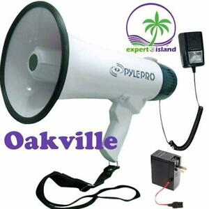 PYLE Megaphone With Recording Function Detachable Microphone and Rechargeable batteries Toronto (GTA) Preview