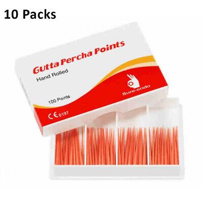 10 Box X Gutta Percha Master Xf