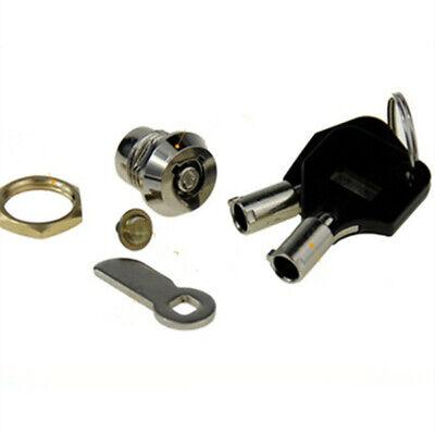 Safe Cylinder Locks Tool With 2 Keys Box Table File Drawer Desk Locker Set