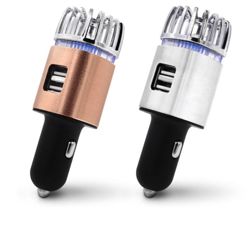 1 Pc Car Air Purifier Durable Oxygen Bar Ozone Ionizer Air Purifier for Car Auto