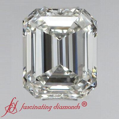 Conflict Free Diamond - Wholesale Price - 0.60 Ct Emerald Cut Diamond - FLAWLESS
