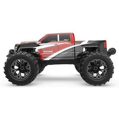 REDCAT RACING DUKONO 1/10 SCALE BRUSHED ELECTRIC MONSTER TRUCK DUKONO-RED RC