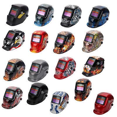 Lot28 Pro Solar Auto Darkening Welding Helmet Arc Mig Mask Grinding Certified