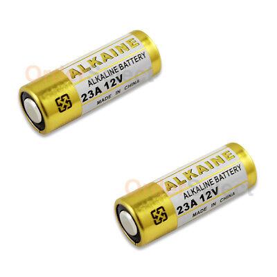 2 PACK NEW Battery VR22 L1028 A23 23A 23AE A23BP MN21 MN23 21/23 US Seller HOT!