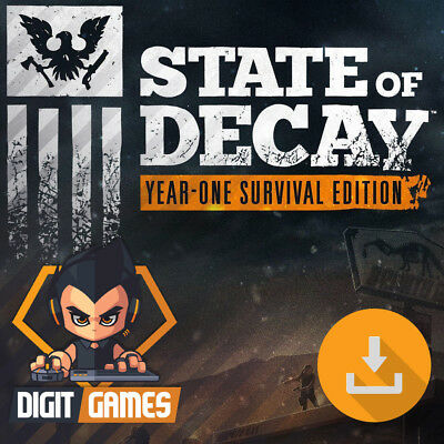 State of Decay YOSE Year One Survival Edition - Steam Key / PC Game [NO