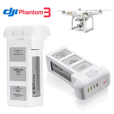 4480mAh 15.2V For DJI Phantom 3 Professional Intelligent Flight LiPo Battery