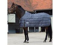 "Lightweight standard neck horse stable summer rug blanket 7' 0""- as new never used"