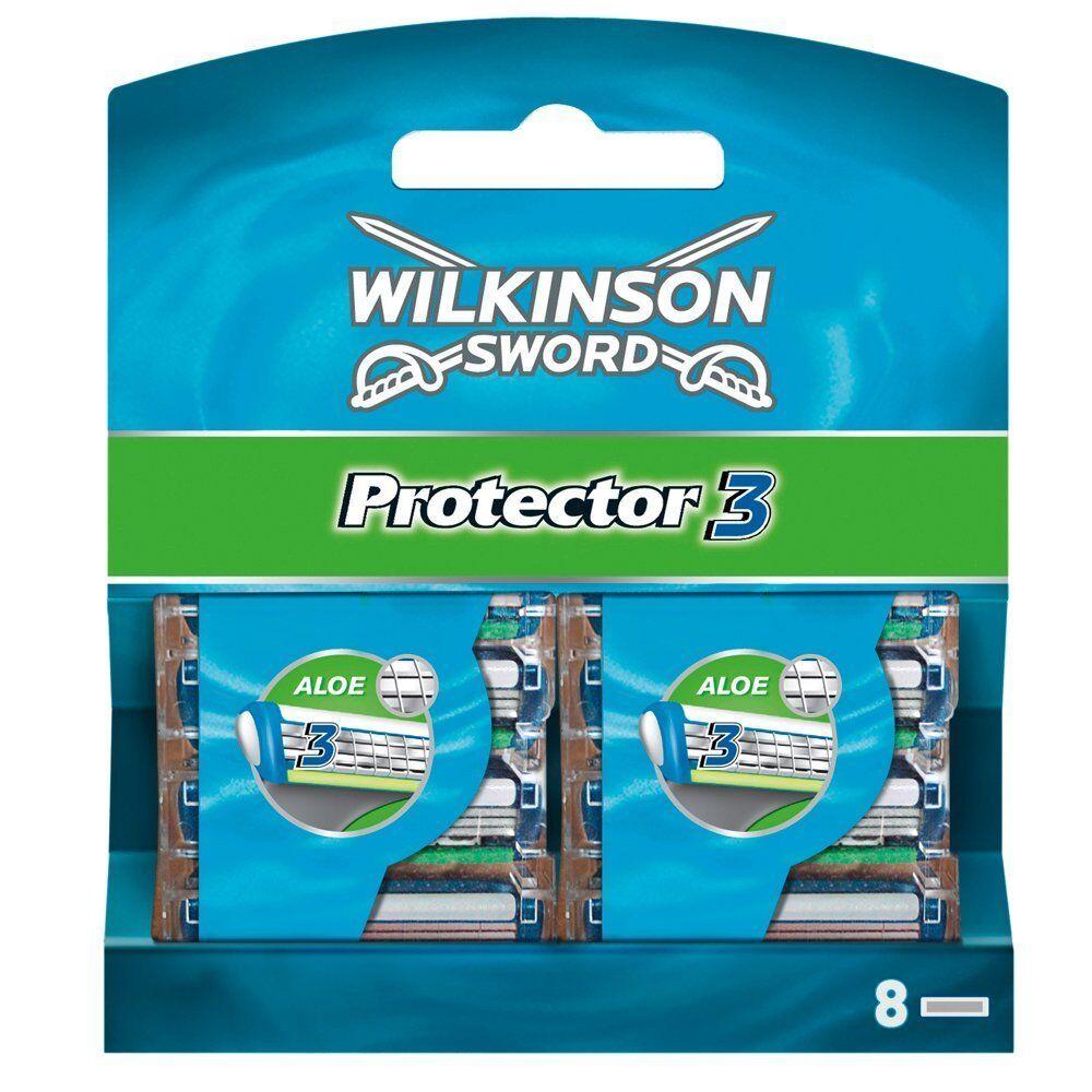40 Wilkinson Protector3 Rasierklingen