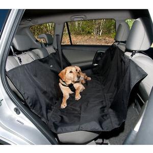 P01 Pet Dog Seat Hammock Cover Car Suv Van Back Rear Protector Mat Waterproof
