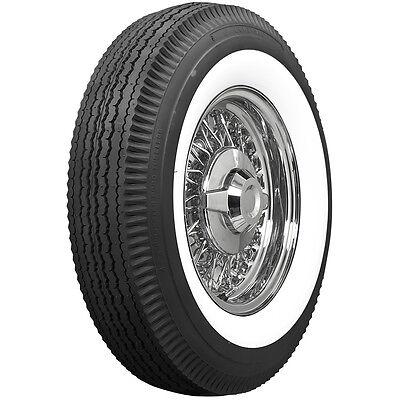 760-15 Universal Brand 3 inch White Wall Tire