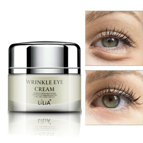 Wrinkle Repair Eye Cream Anti-Aging Anti-Puffiness Remove Dark Circles NEW Eye Treatments & Masks