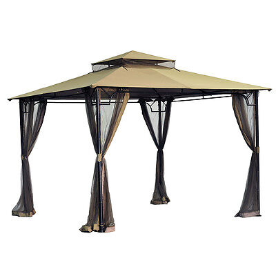 Sunjoy L Gz136pst 8 8B Gazebo Canopy Set Replacement For Big Lots Osj Stores