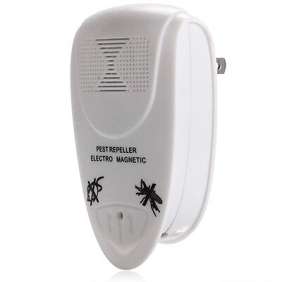 Ultrasonic Electric Pest Repeller Home Indoor Pest Control Solution AUS