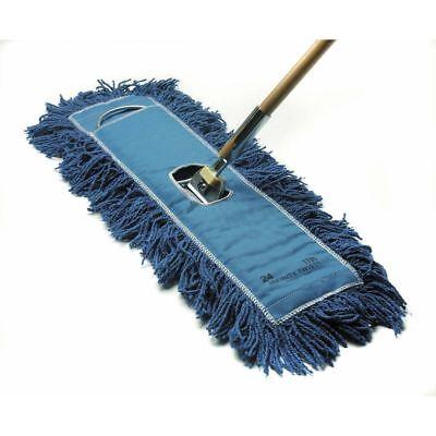 dust mop head 24 w frame